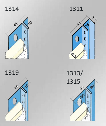 ventilationsrör 125 mm plasterboard screws