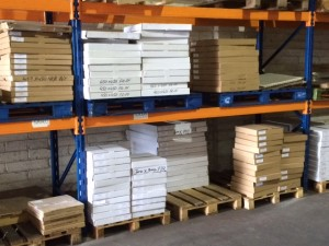 Building Profiles Profab access panel stock