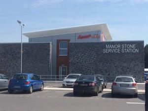 MANOR STONE SERVICE STATION