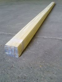 Obeche Timber Lath for traditional old mould plastering and cornices reinforcements