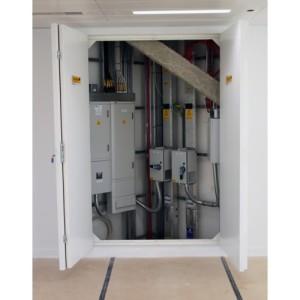 Profab 4000 series Riser Doors Ireland
