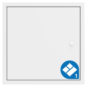 Profab 1000 Fire Rated Picture Frame Metal Door Access Panel