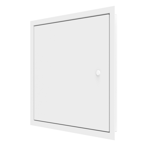 Steel Access Doors And Frames : Profab metal door picture frame non fire rated access